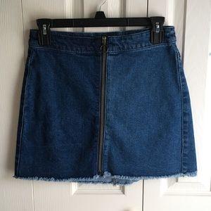 Dresses & Skirts - Denim skirt NWOT